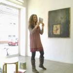 Premiere: Präsentation des Lyrik- und Fotobandes Treten Sie ein